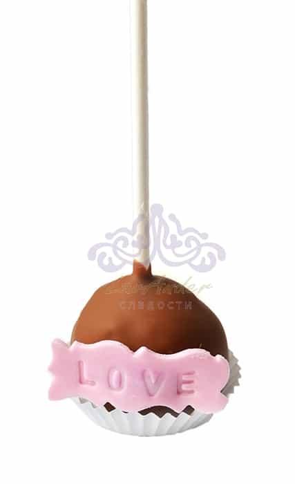 Кейк попс Любовь