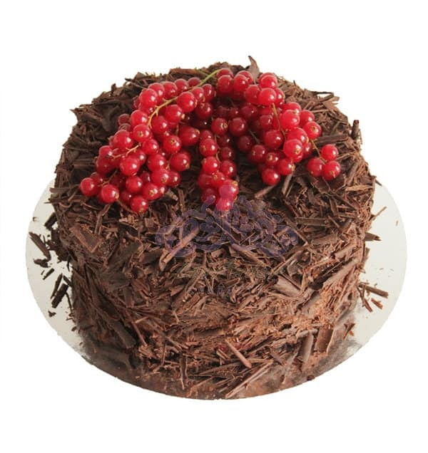 Торт Черная смородина