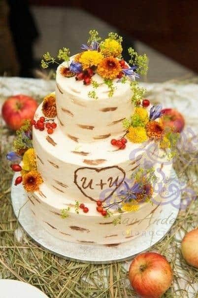 """Торт """"Береза"""""""