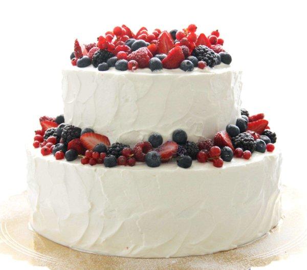 """Торт """"Ягодный 2"""""""