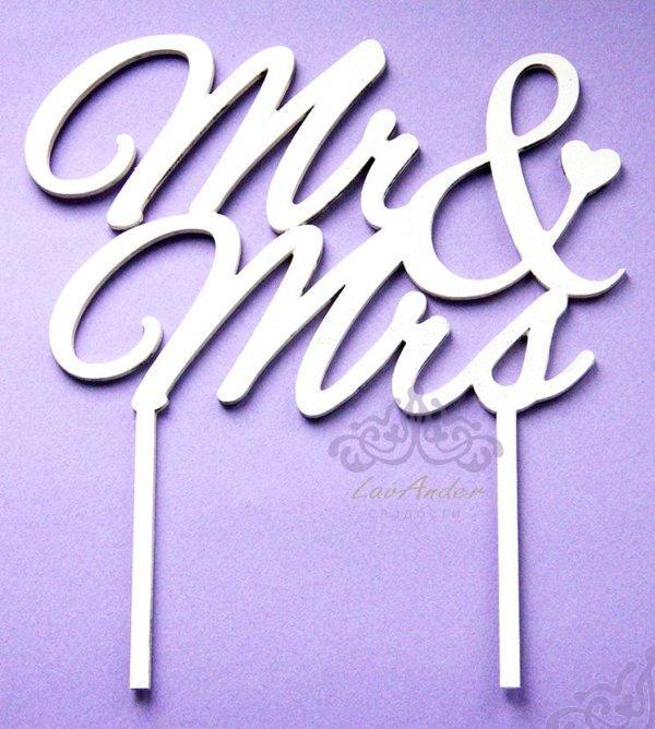 Топпер Mr&Ms