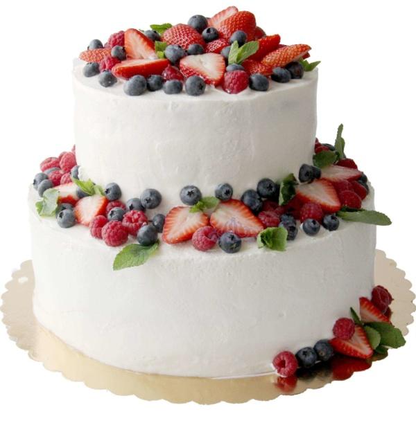 """Торт """"Ягодный 1"""""""