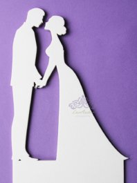 """Топпер """"Жених и невеста"""""""