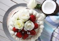Делимся рецептом вкусного торта!
