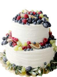 """Свадебный торт """"Греческий"""""""