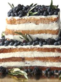 Naked cake (квадратный)