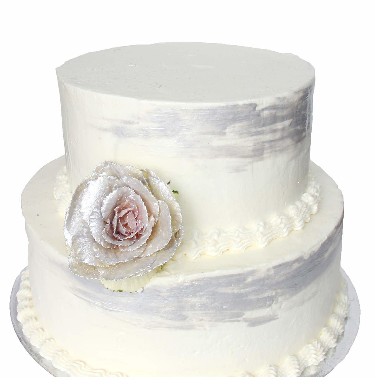 """Cвадебный торт """"Ваниль"""""""