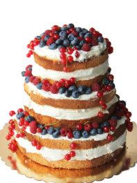"""Свадебный торт """"Мини"""""""