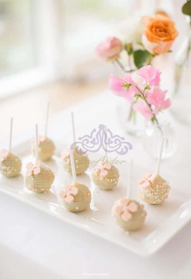 Кейк попс – мини-пирожное от Энджи Дадли