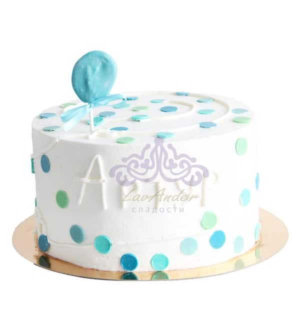 Детский торт Воздушный шар