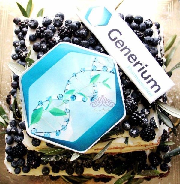 Корпотивный торт 2