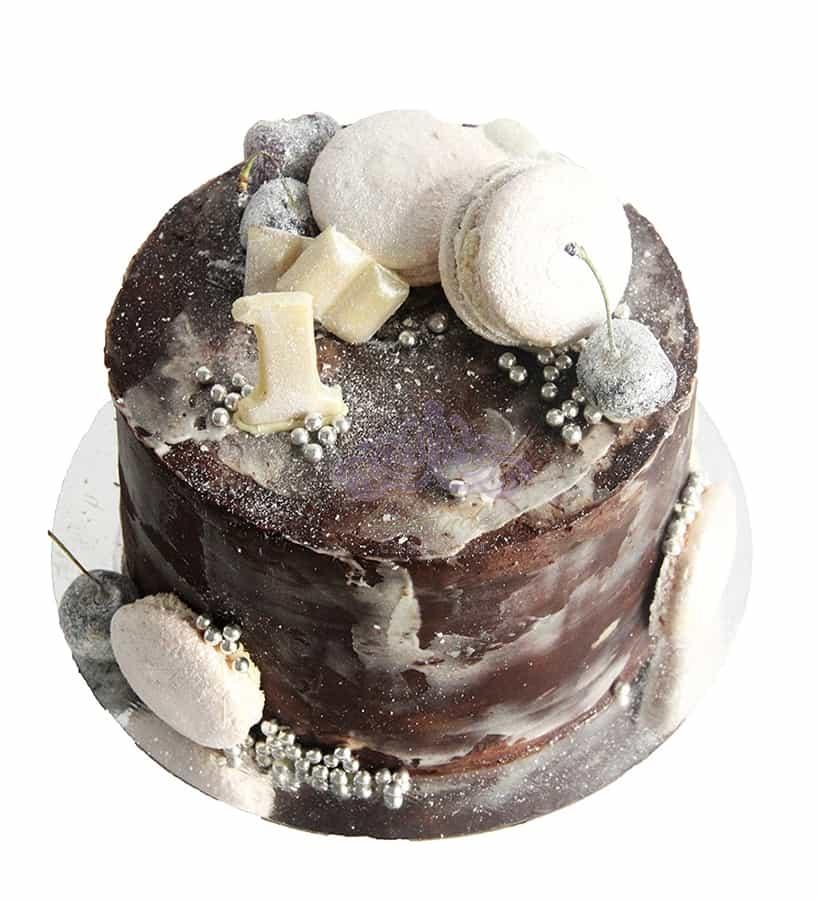 Торт на год мальчику