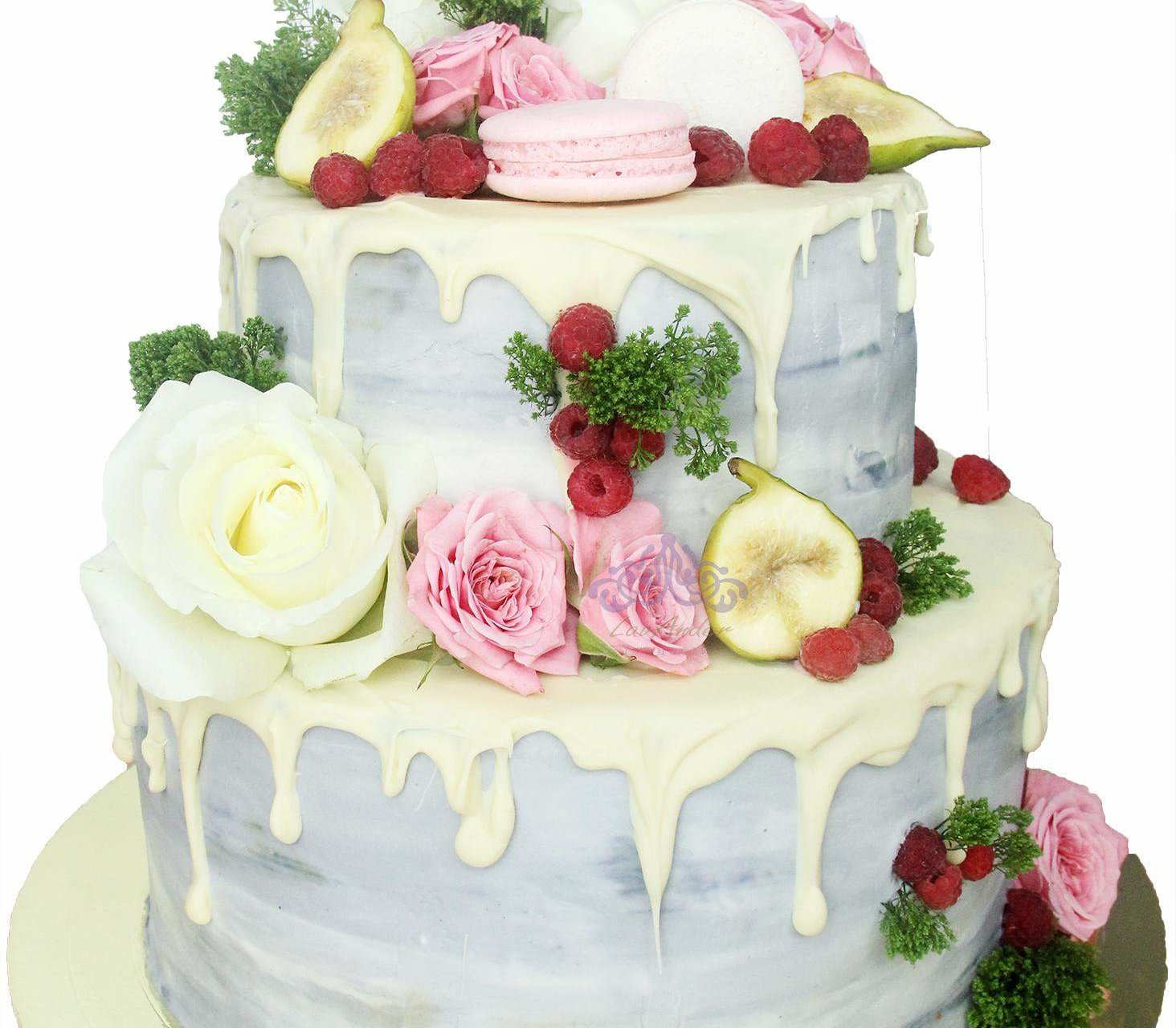 """Свадебный торт """"Чудо"""""""