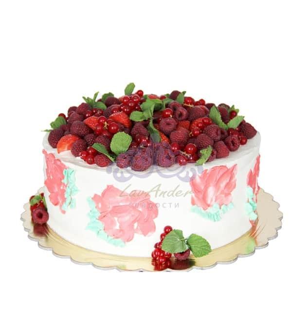 Торт Ягодная поляна