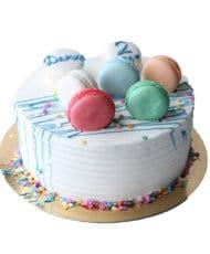 Торт на день рождения