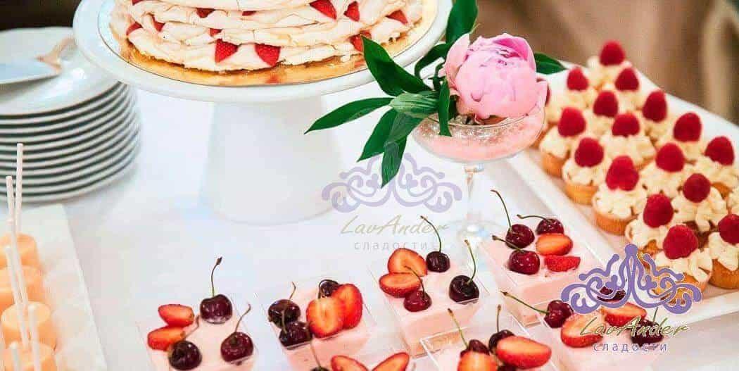 Десерт трайфл