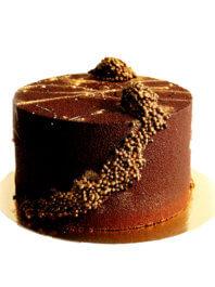 Торт с велюром «Вселенная»