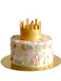 Торт для девочки «Принцесса»