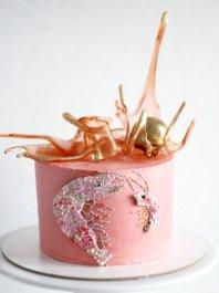 Торт Креветка